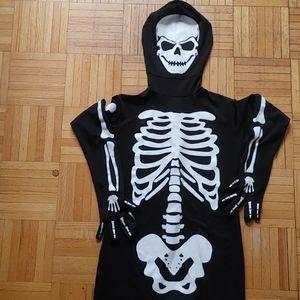 Boys skeleton Halloween costume